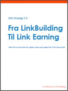 Fra LinkBuilding til Link Earning