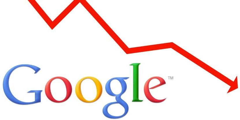 google-straf