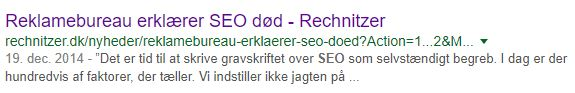 seo og content marketing spiller sammen