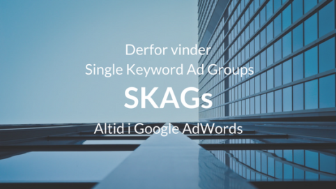 single keyword ad groups - skags