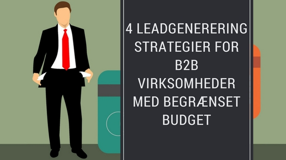 leadgenerering strategier for b2b virksomheder