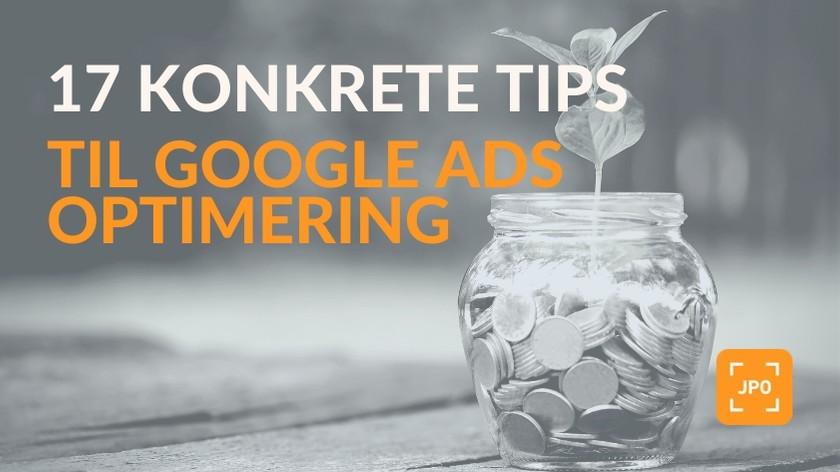 Få mere effektive annoncer i Google AdWords