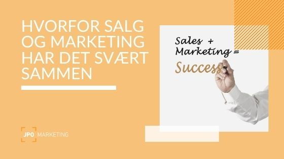 salg og marketing